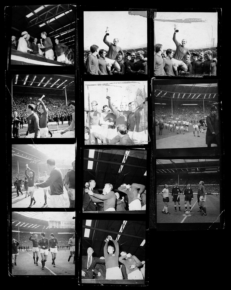 World Cup Final Scenes from Sports fine art photography