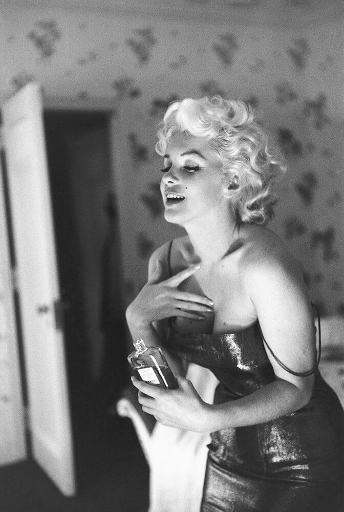 Marilyn Manroe from Marilyn Monroe fine art photography
