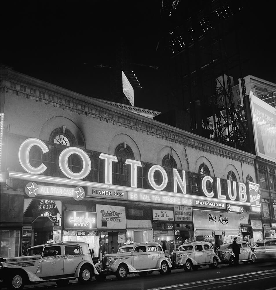 Cotton Club, New York City from Jazz fine art photography
