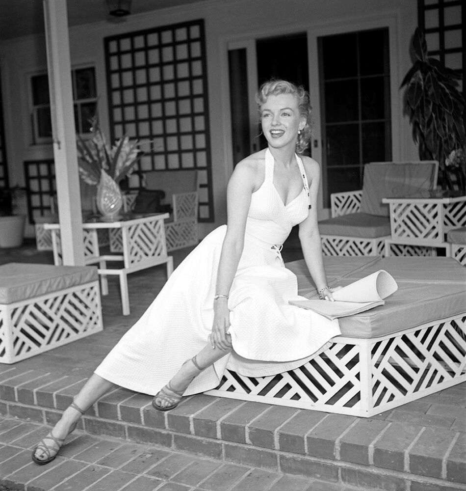 Marilyn Poses from Marilyn Monroe fine art photography