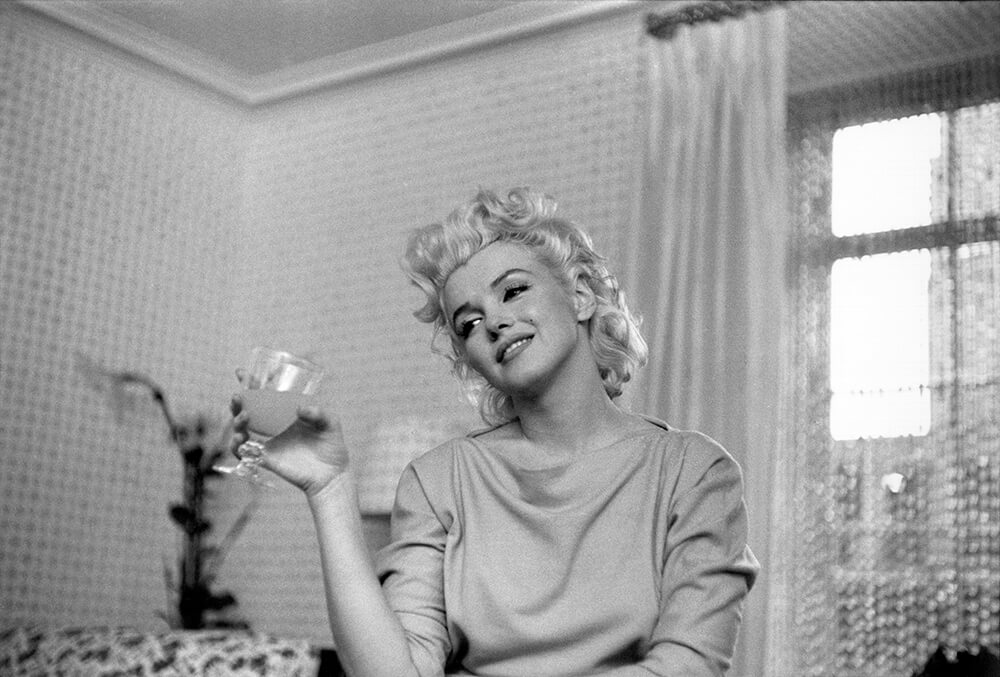 Quiet Moment from Marilyn Monroe fine art photography