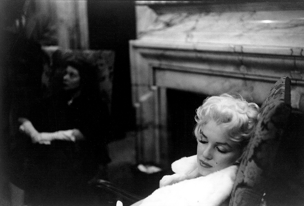 Marilyn Resting fine art photography