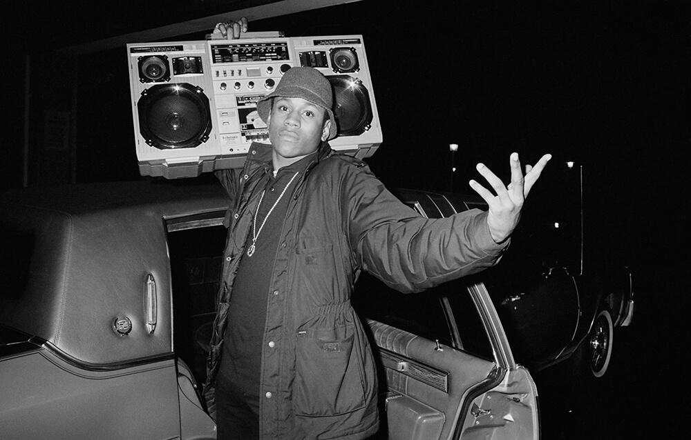 LL Cool J fine art photography