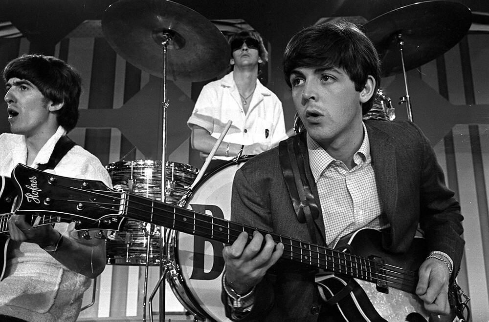 The Beatles 1964 US Tour from Beatles fine art photography