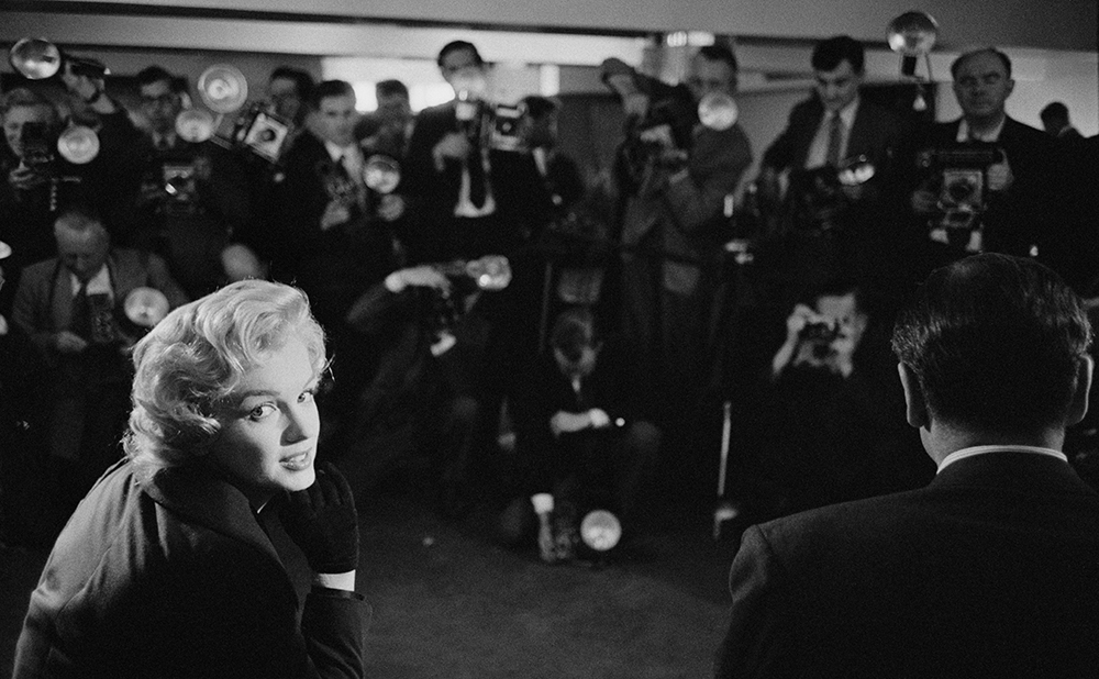 Marilyn At The Savoy from Marilyn Monroe fine art photography