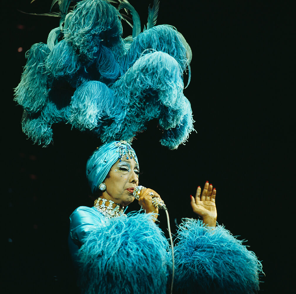 Josephine Baker from Jazz fine art photography