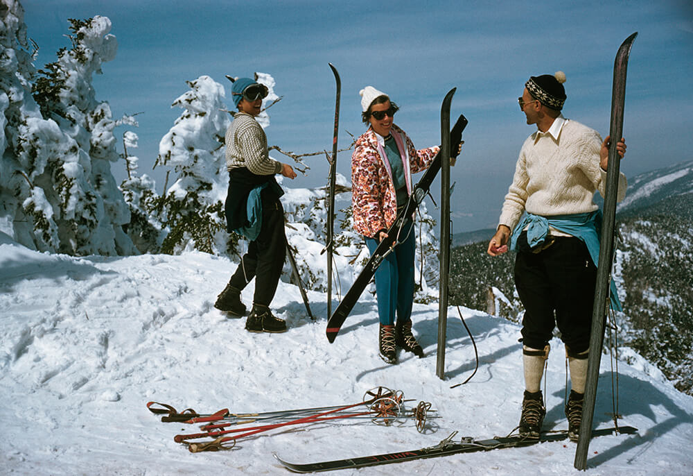 Sugarbush Skiing fine art photography