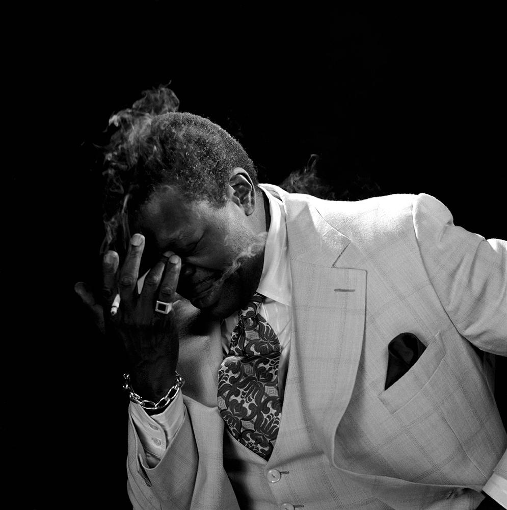 Oscar Peterson from Jazz fine art photography