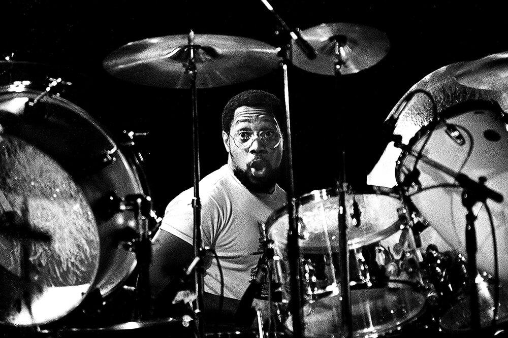 Billy Cobham from Jazz fine art photography