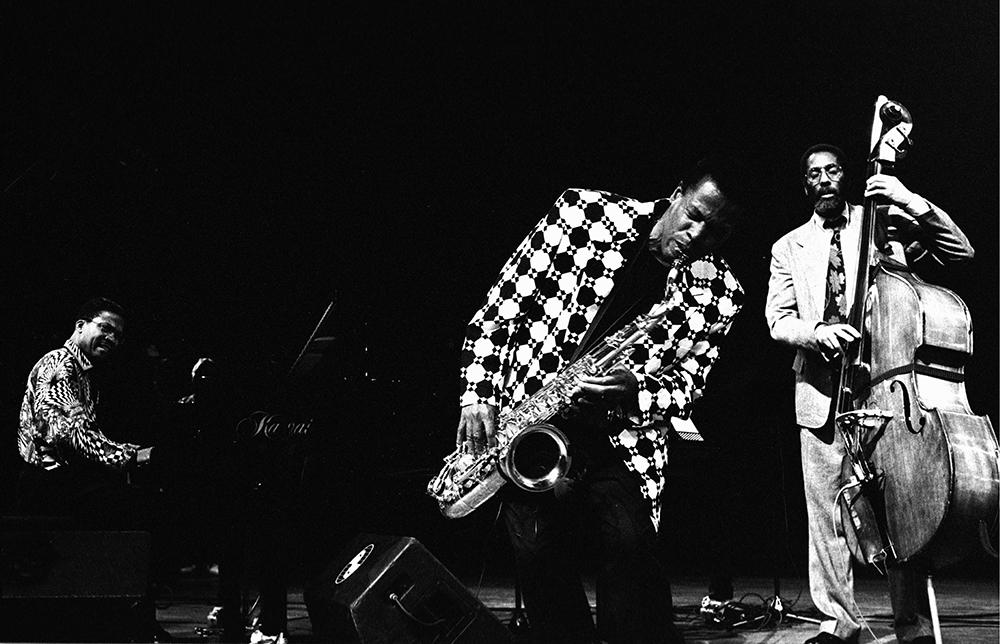Photo of Wayne SHORTER from Jazz fine art photography