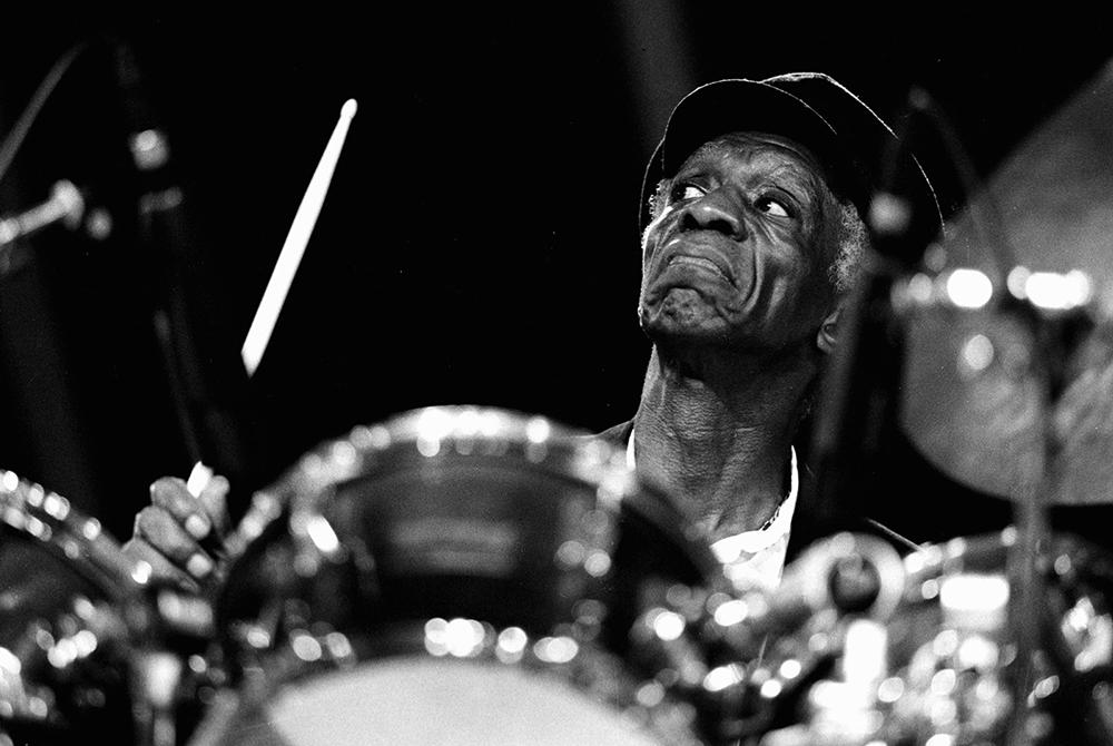 Photo of Art BLAKEY from Jazz fine art photography