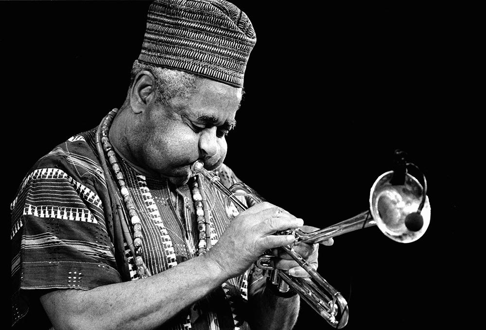 Photo of Dizzy GILLESPIE from Jazz fine art photography
