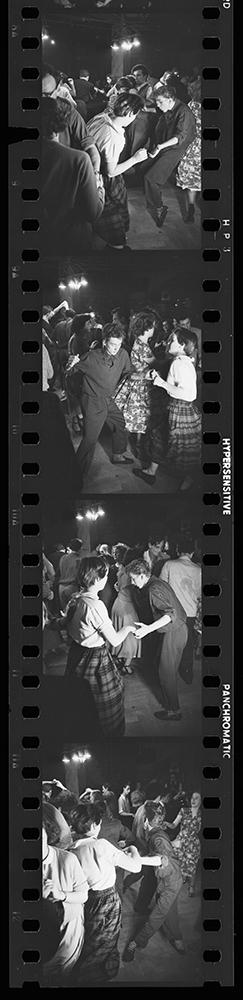 100 Club from Jazz fine art photography