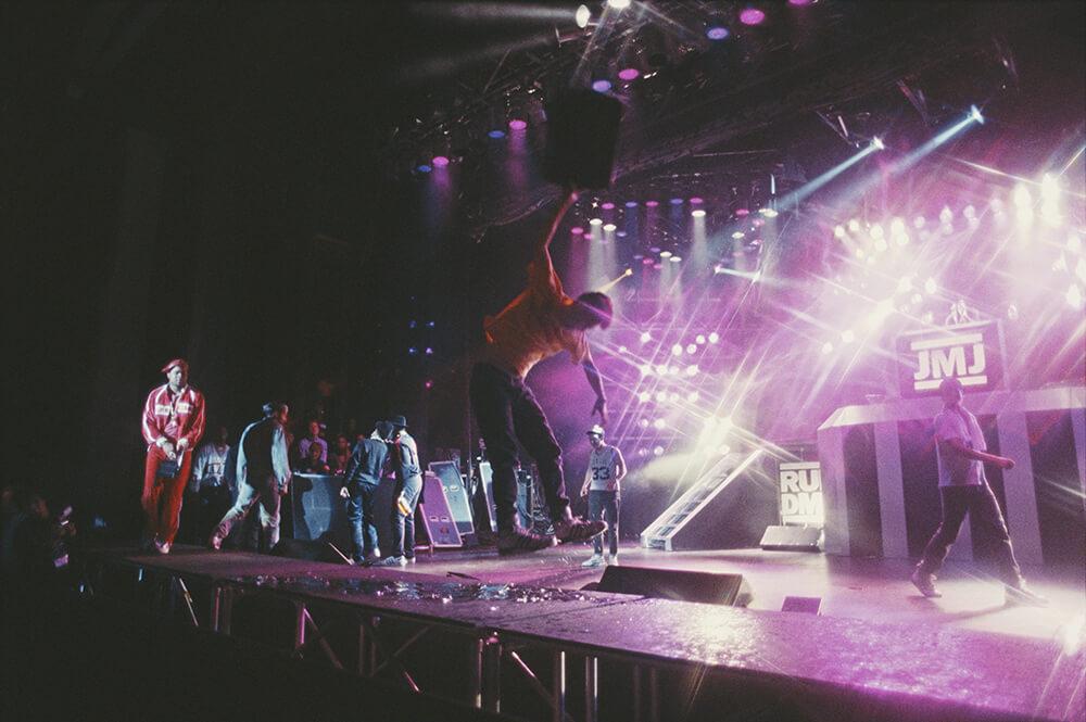 Beastie Boys And Run-DMC from Hip Hop fine art photography