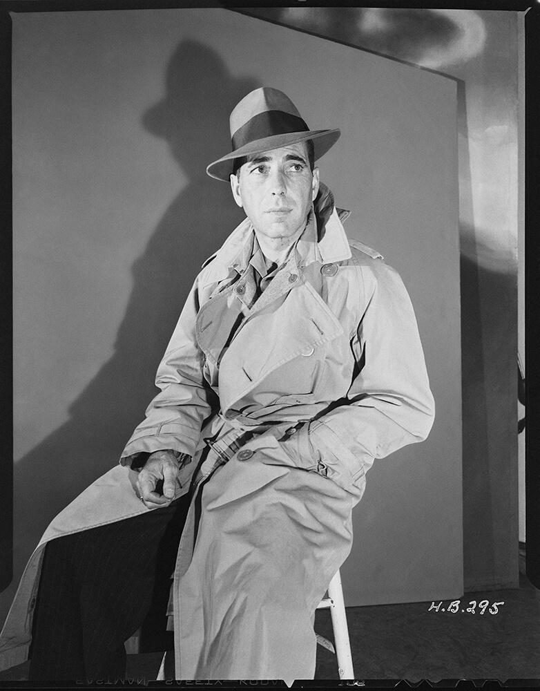 Humphrey Bogart from John Kobal Foundation fine art photography