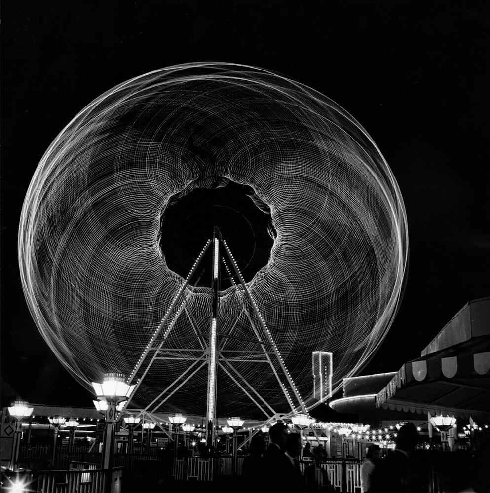 Light Ride fine art photography