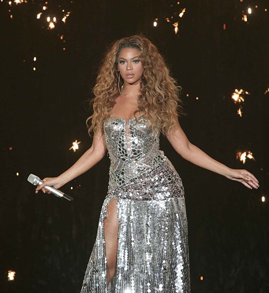 Beyonce In Concert At Wembley Arena Getty Images Gallery